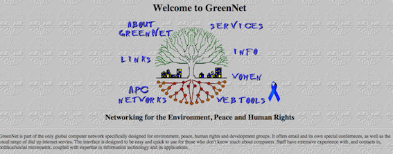 Gn website 1996
