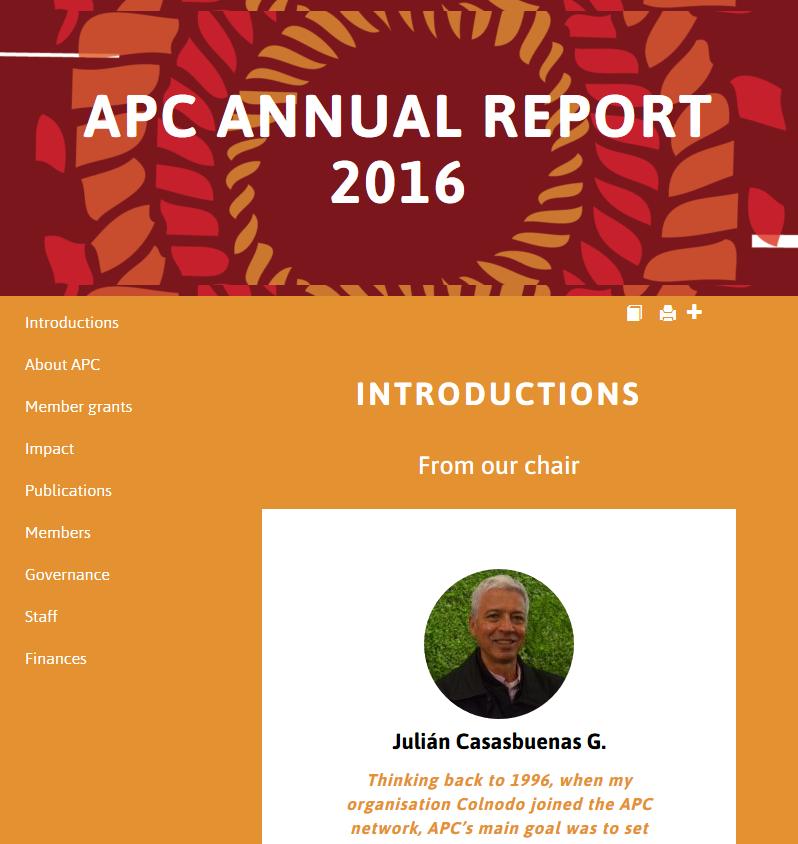 APC Annual Report