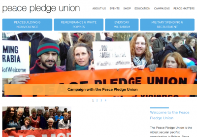 Peace Pledge Union